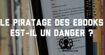 Le piratage des ebooks