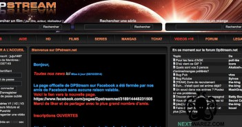 Test de DPStream officiel