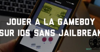 GBA4iOS gratuit sans jaillbreak