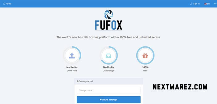 Fufox nouvelle version