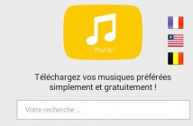 PlayUp une application Android