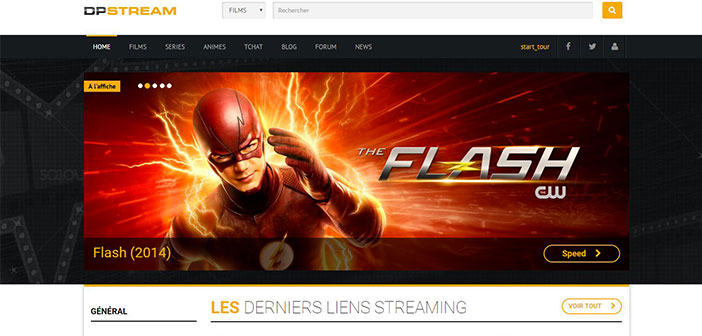 DPStream nouvelle version
