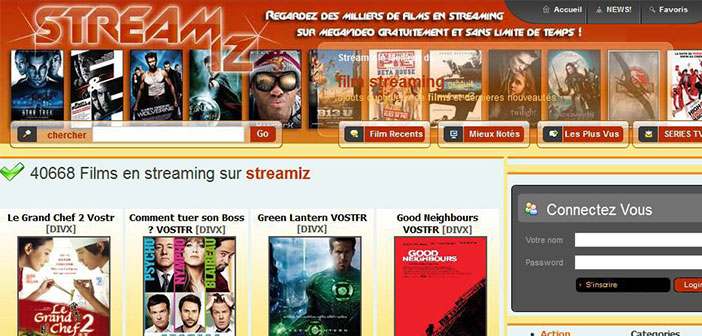StreamiZ : un site de streaming condamné à payer 83 millions d'euros
