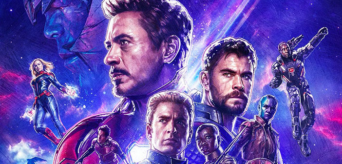 Avengers : Endgame déjà disponible sur les trackers torrent !